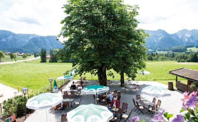 Landgasthof Schwarzberg Inzell | Hotel | Restaurant | Biergarten